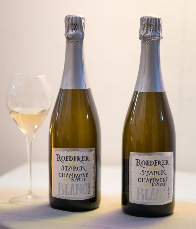 louis roederer philippe starck