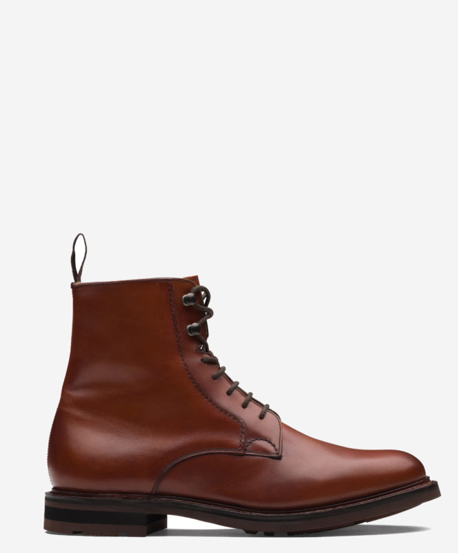 Church's Wootton Leather Lace-Up Boots