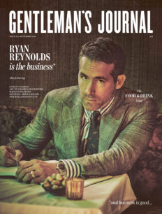 Latest Issue out now with Ryan Reynolds