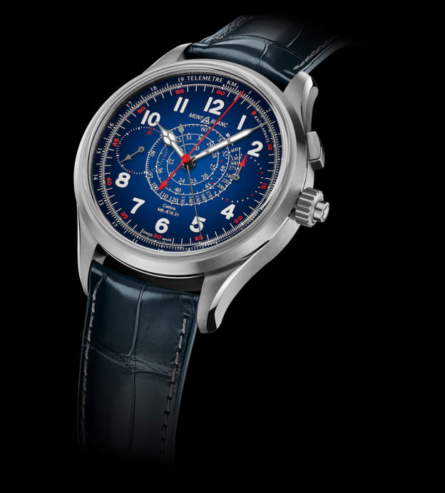 Montblanc 1858 Split Second Chronograph Only Watch