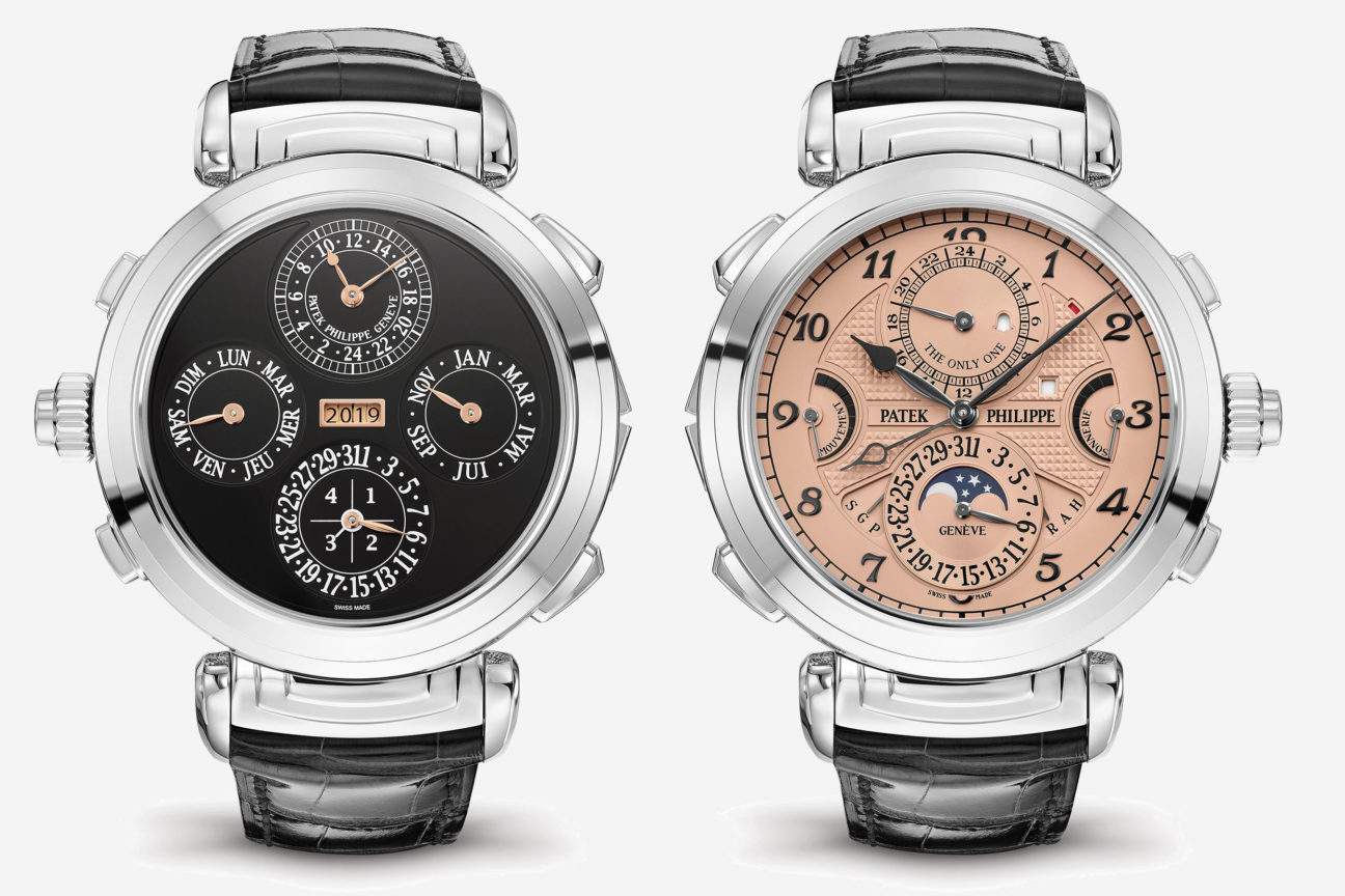All the highlights from the Only Watch 2019 auction