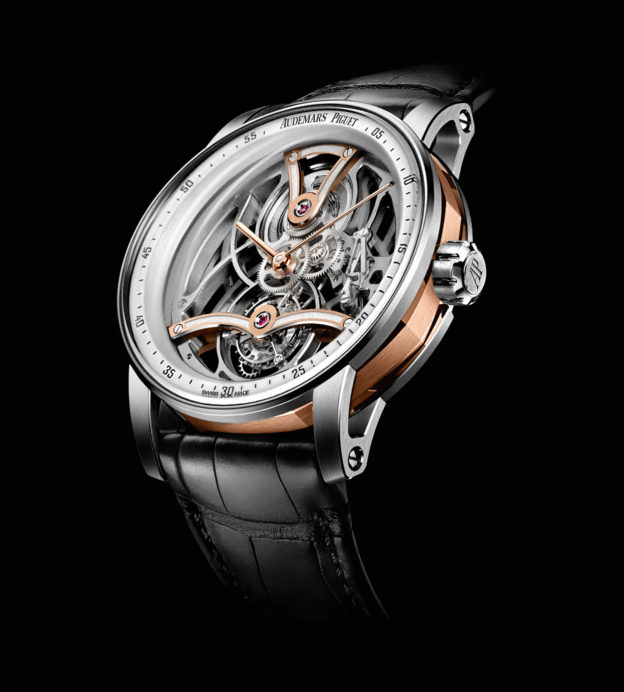 Audemars Piguet Code 11.59 Tourbillon Openwork Only Watch