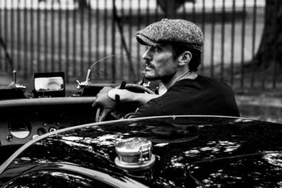 david gandy jaguar xk120