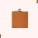 James Purdey & Sons Steel Flask