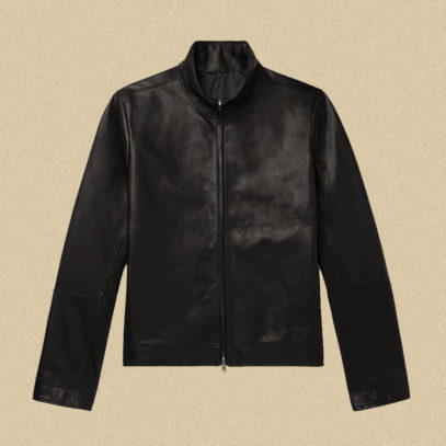 These are the best leather jackets for autumn