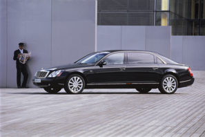 maybach history cars
