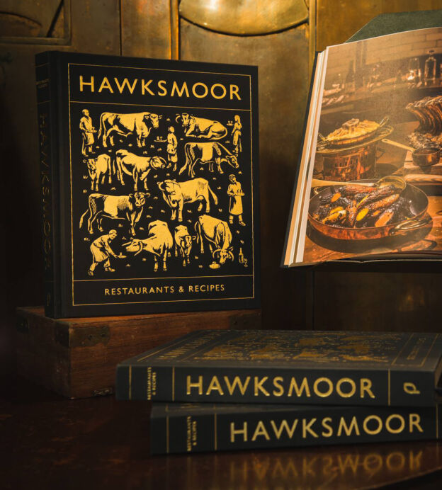 best cookbooks men hawksmoor