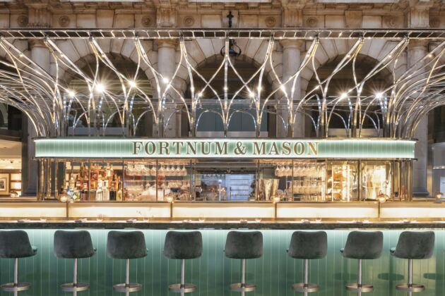 fortnum & mason at the royal exchange