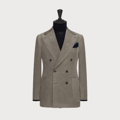 Brush up on the best fabrics for winter suiting