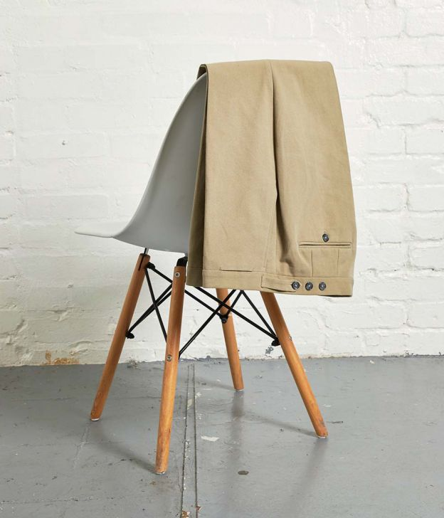 casual tailoring