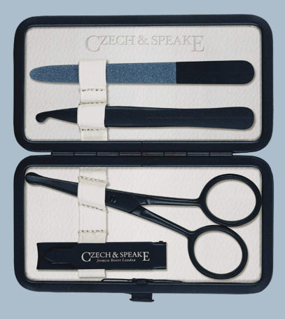 czech speake manicure set