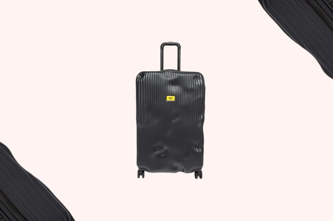 Crash Baggage Stripe Suitcase