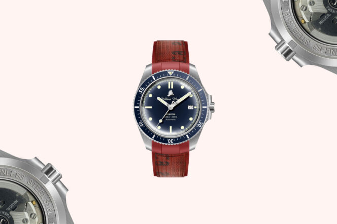 William Wood Watches Valiant Collection