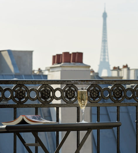 Win a two-night stay in Paris with Le Pavilion des Lettres and Eurostar