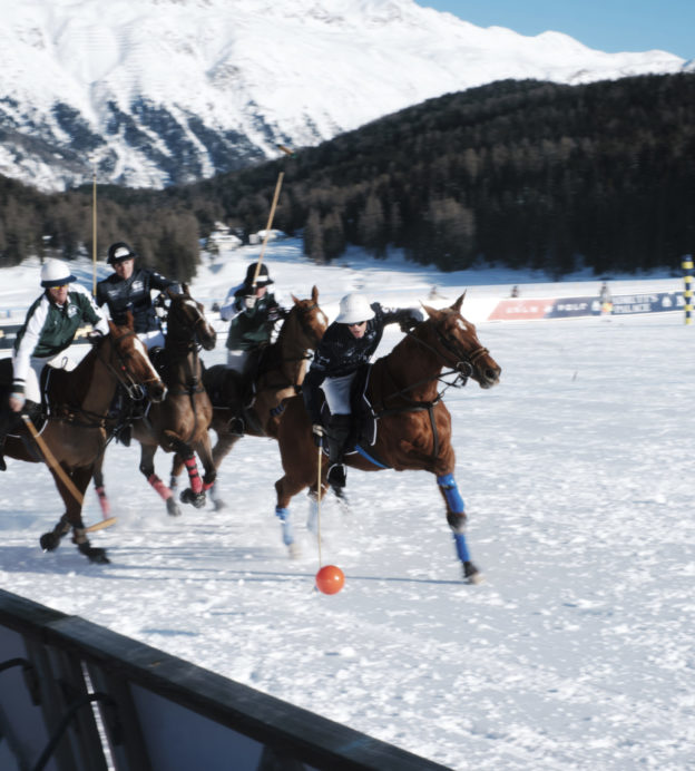 royal salute snow polo