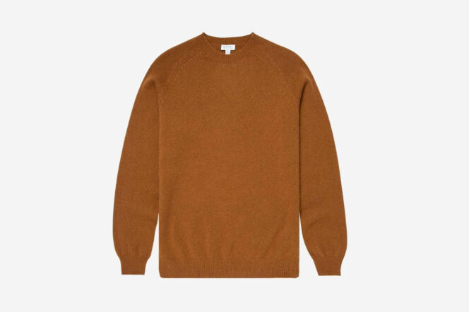 sunspel jumper