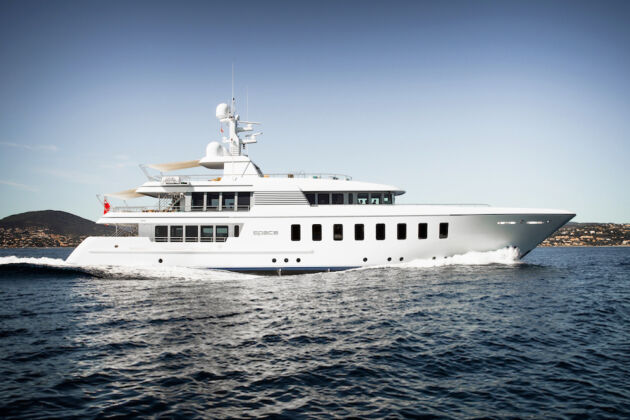 superyacht space graff