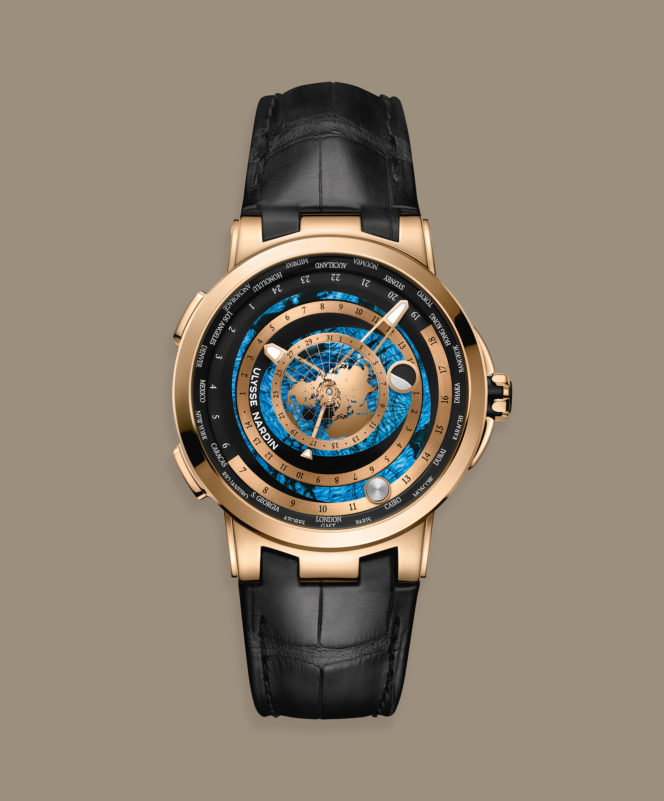 Ulysse Nardin Executive Moonstruck