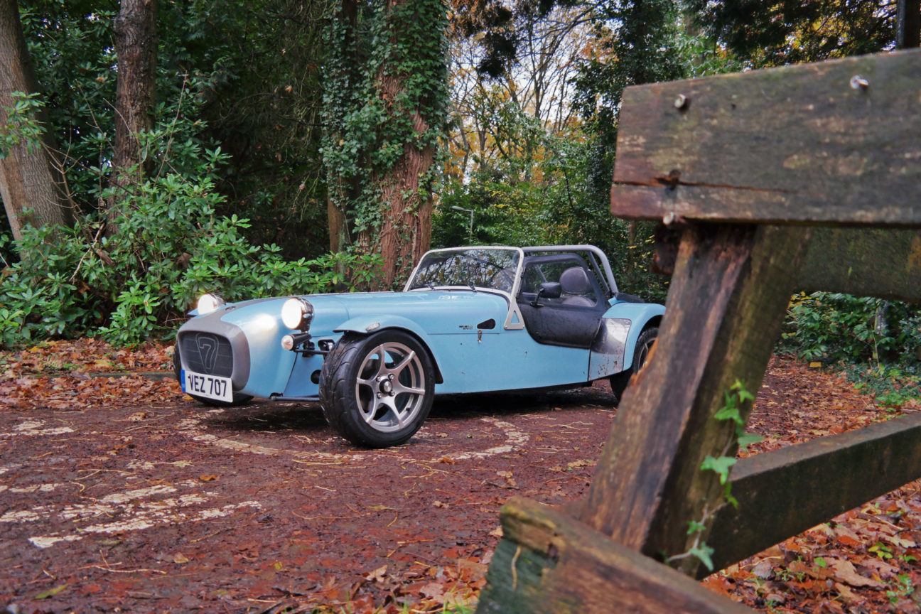 A Caterham is for life, not just for summer