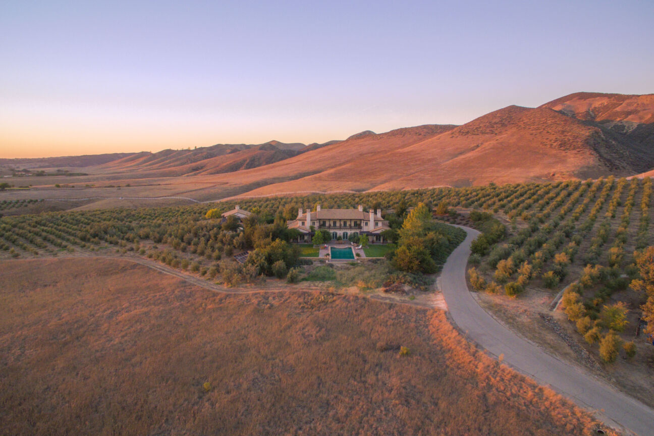 Grape expectations: These are the best properties with vineyards