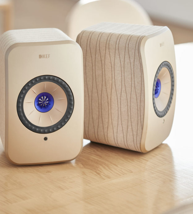 12 Days of Christmas: Win a KEF LSX Conran Edition speaker