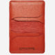The Pick: Czech & Speake Foldable Leather Card Holder