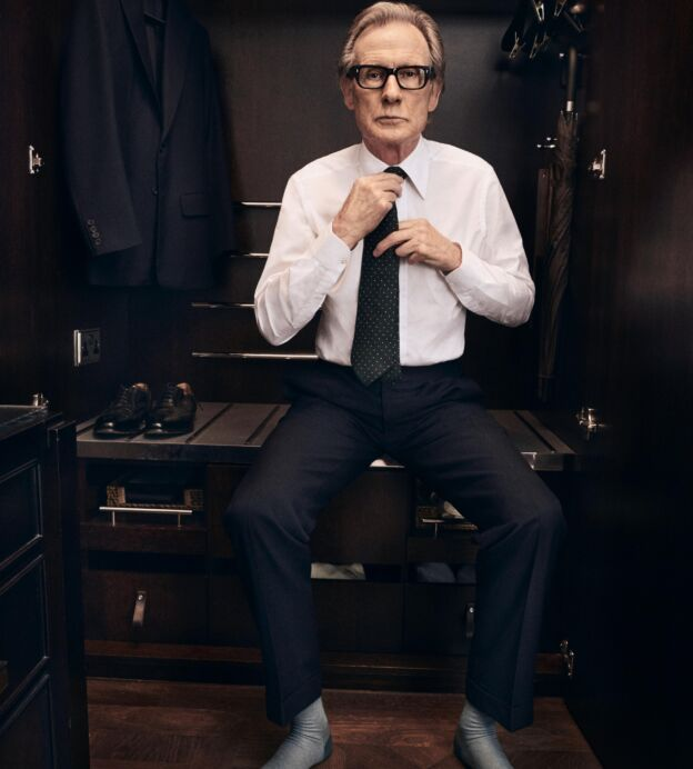 """""""I wish someone had told me about the Summer of Love at the time"""": An audience with Bill Nighy"""