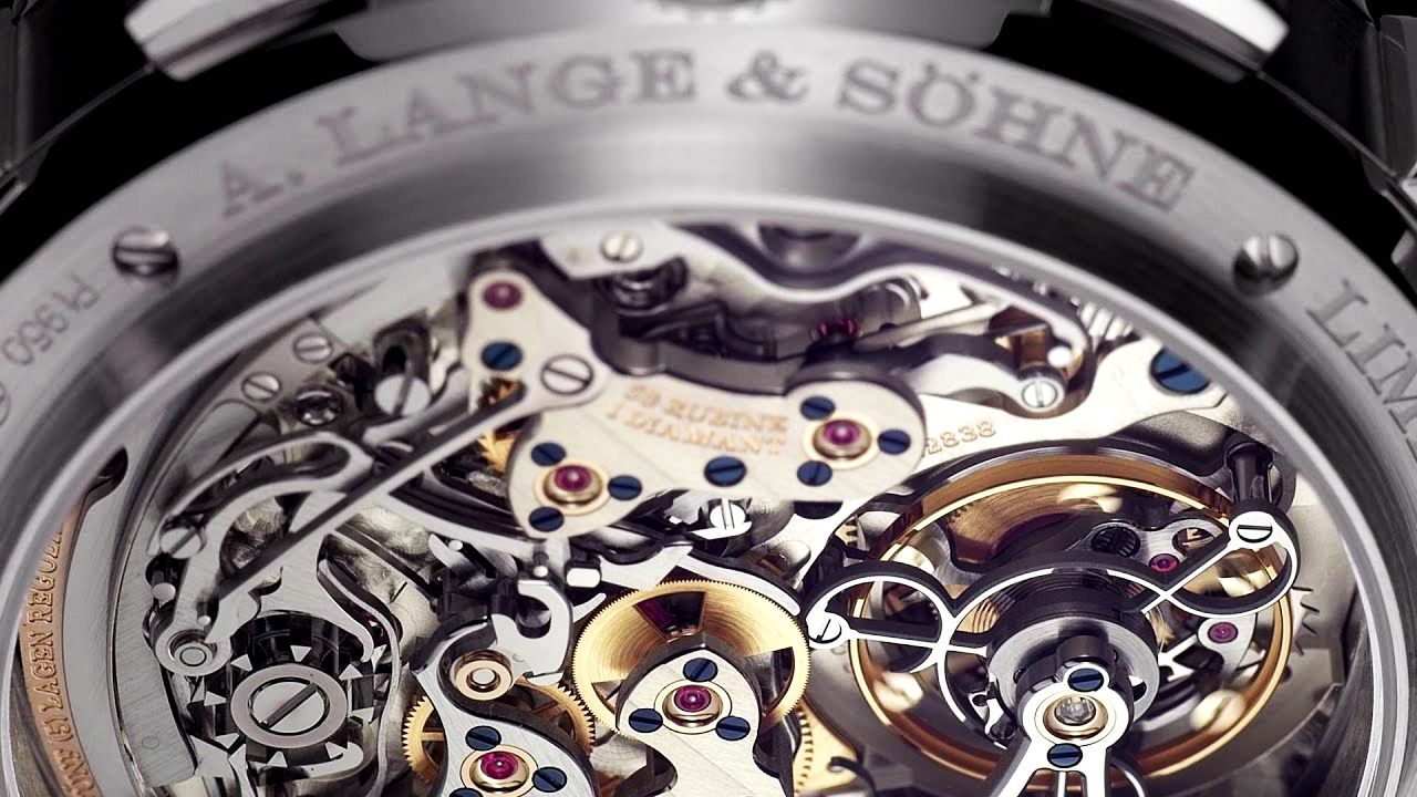 The story of A. Lange & Söhne, Germany's finest watchmaker