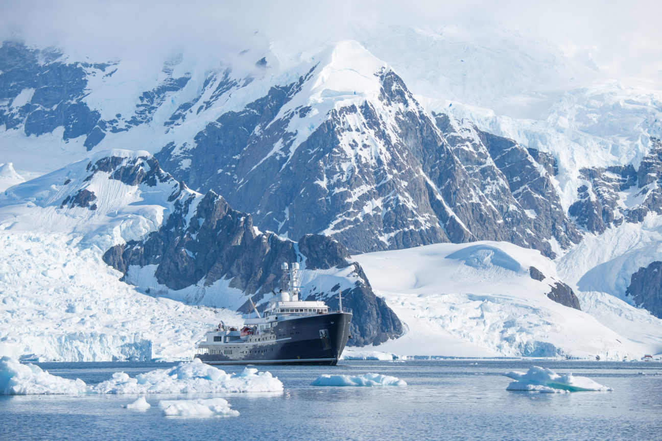 The world's best destinations for yachting adventures