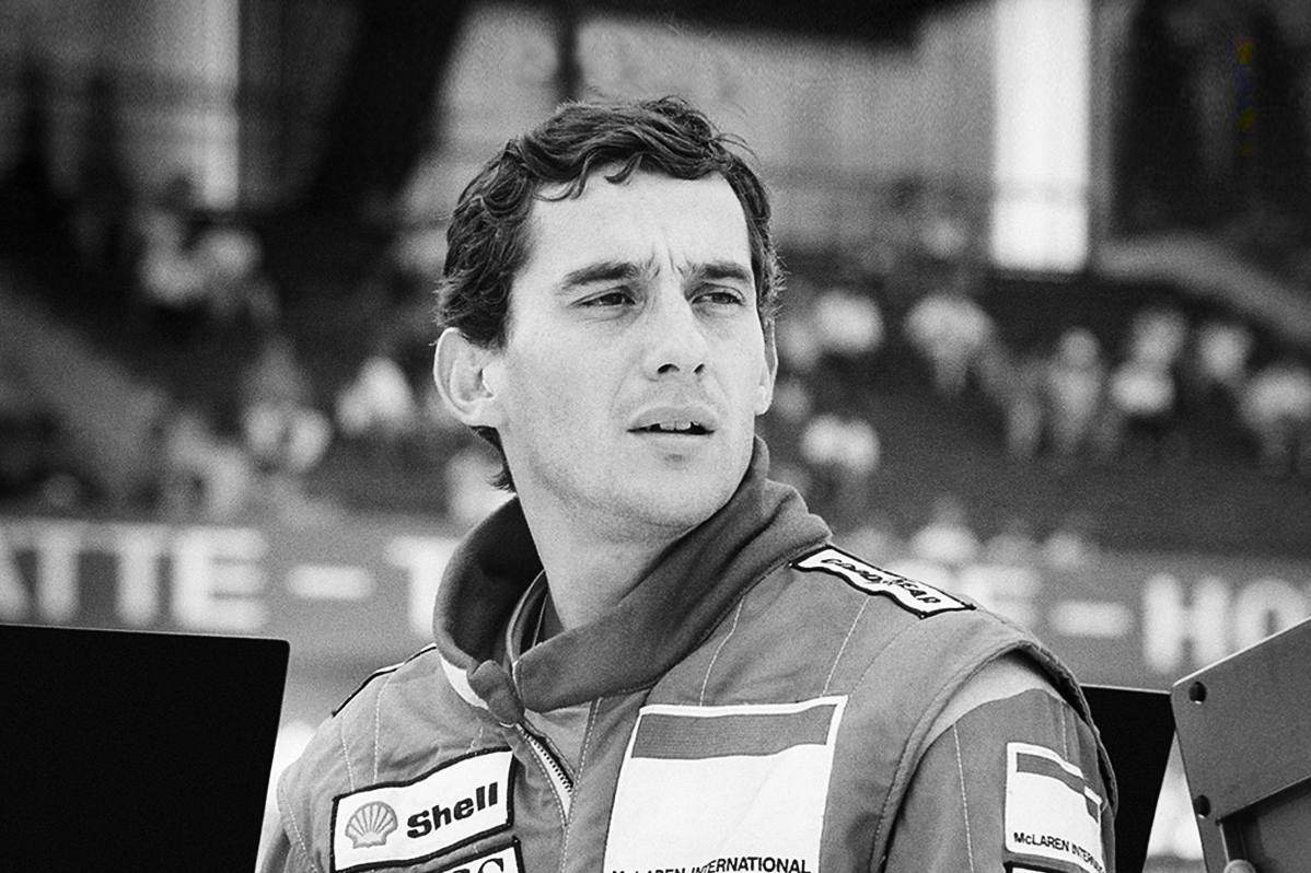 25 years since his death, Ayrton Senna is still alive in Brazil