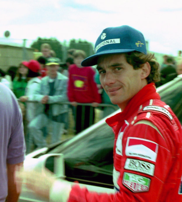 25 years after his death, Ayrton Senna is still alive in Brazil