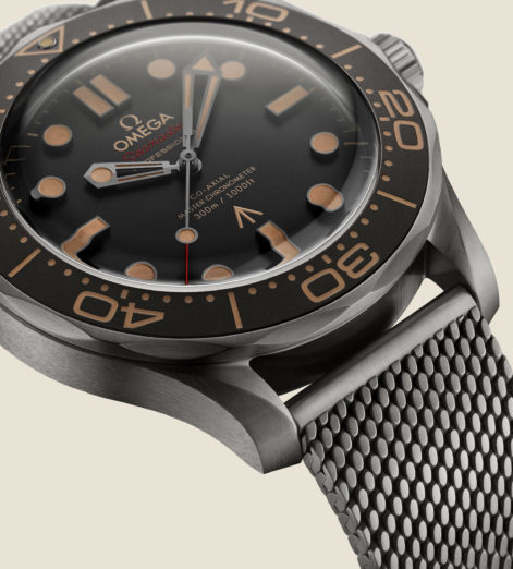 omega watch bond no time to die