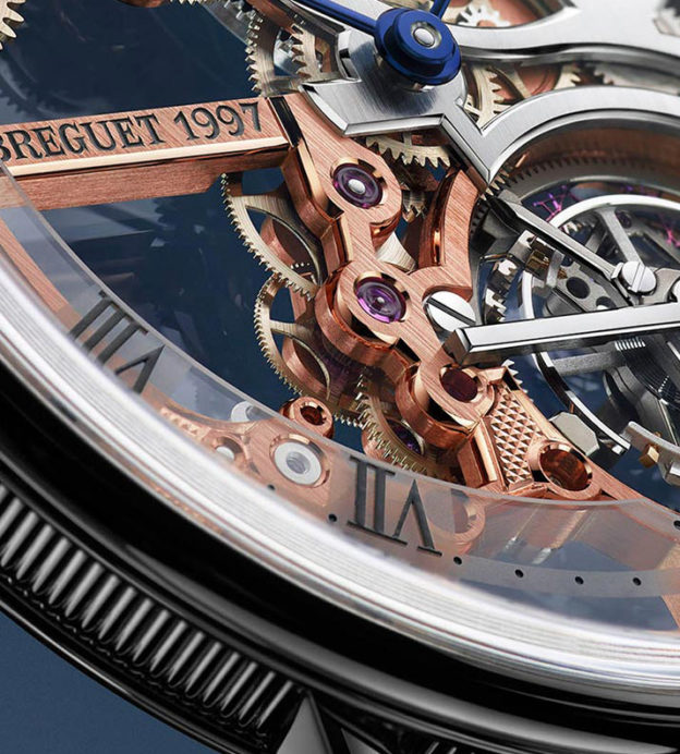 Watch of the week: Breguet Classique Tourbillon Extra-Plat Squelette 5395