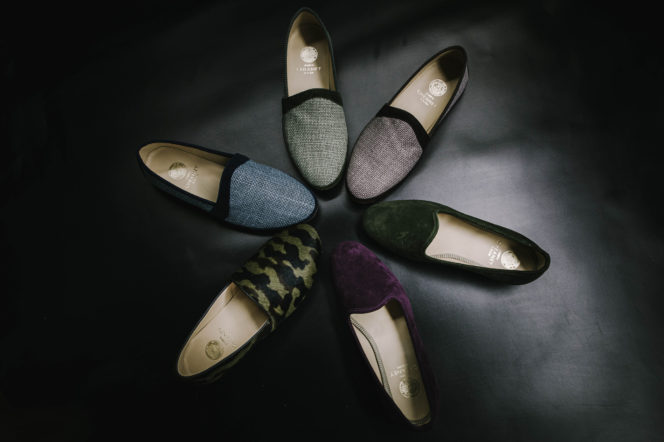 12 Days of Christmas: Win a pair of Cheaney slippers