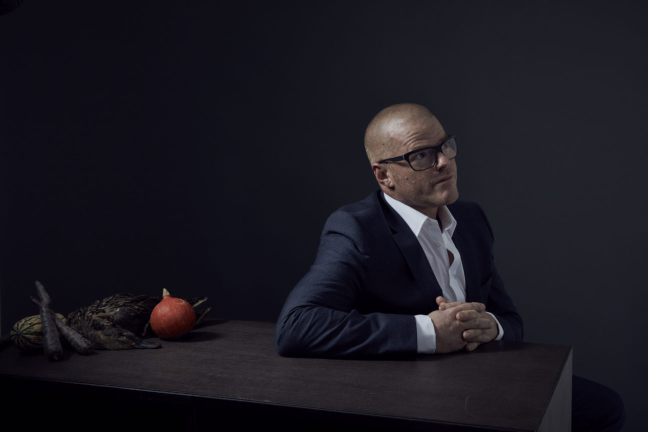 Heston Blumenthal thinks you're eating all wrong