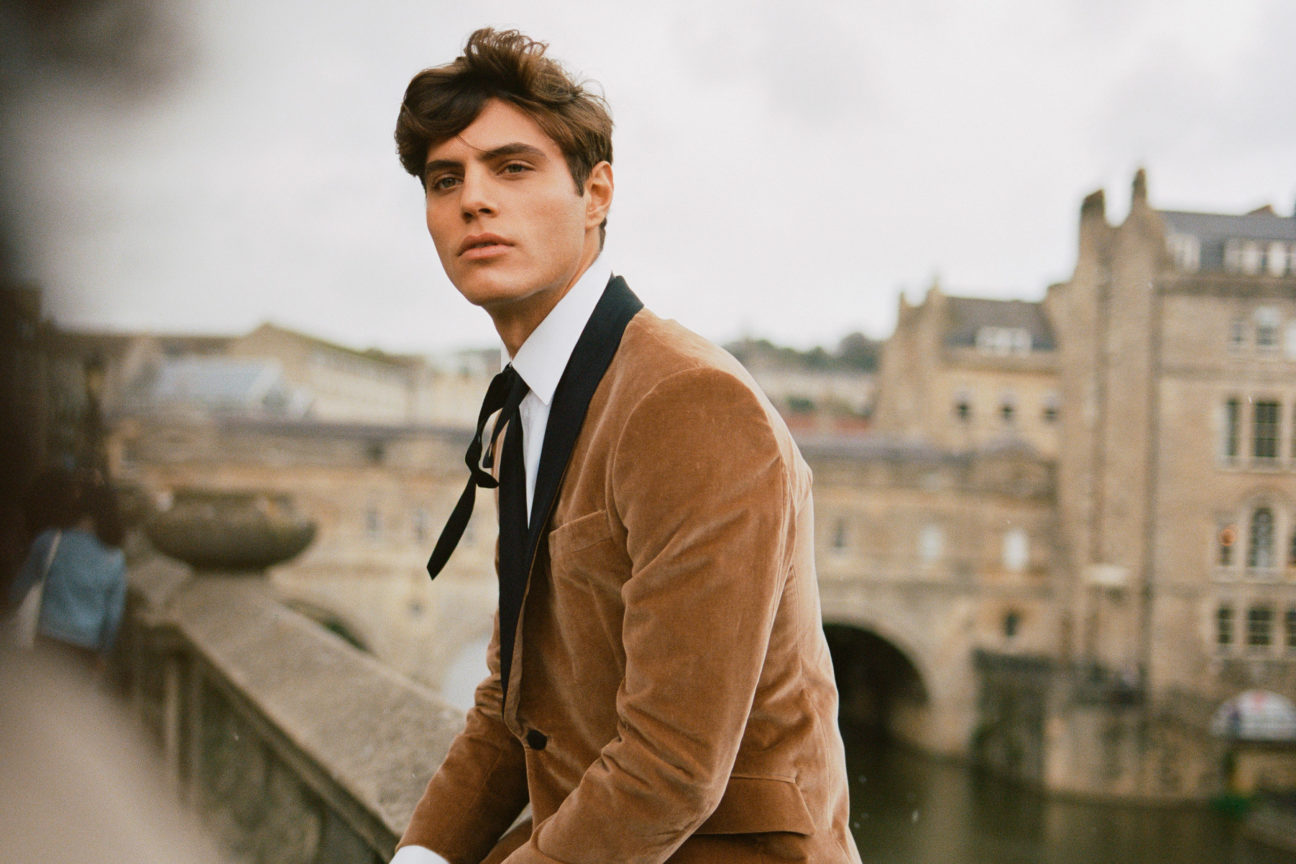 The statement dinner jackets to show off this party season