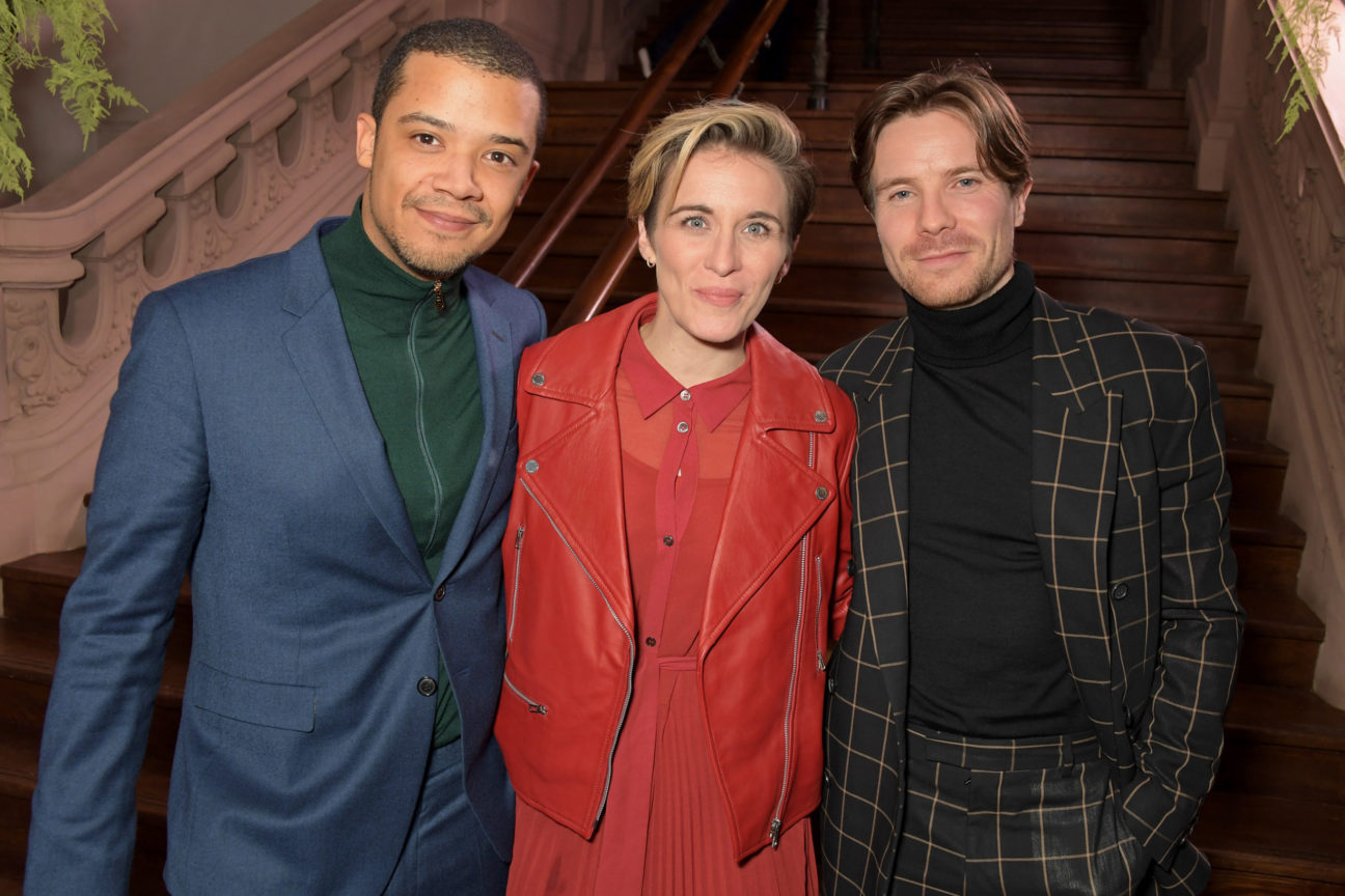 Jacob Anderson, Vicky McClure and Joe Dempsie