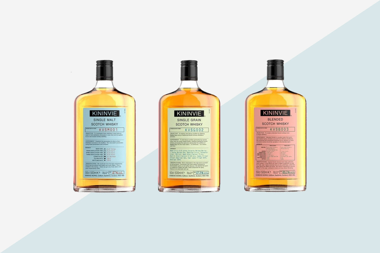 The cool young whiskies coming for Scotch's crown