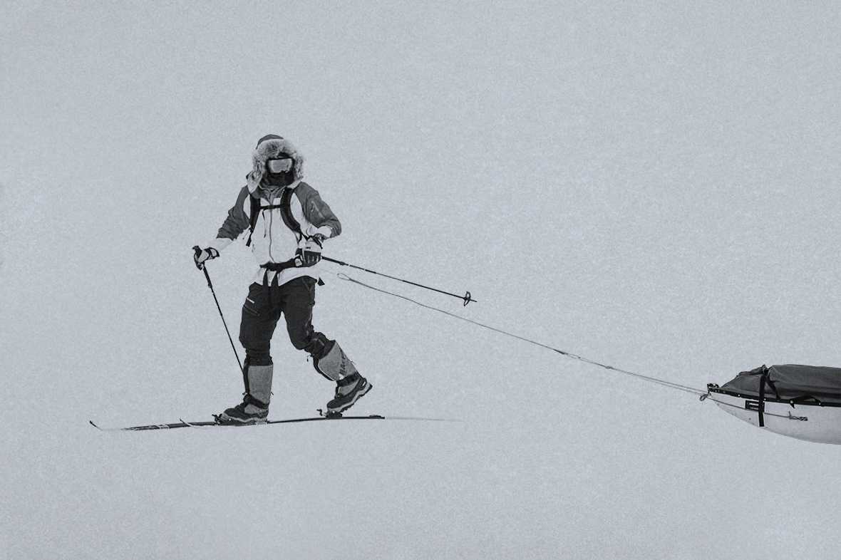 How to stay warm this winter (according to a polar explorer)