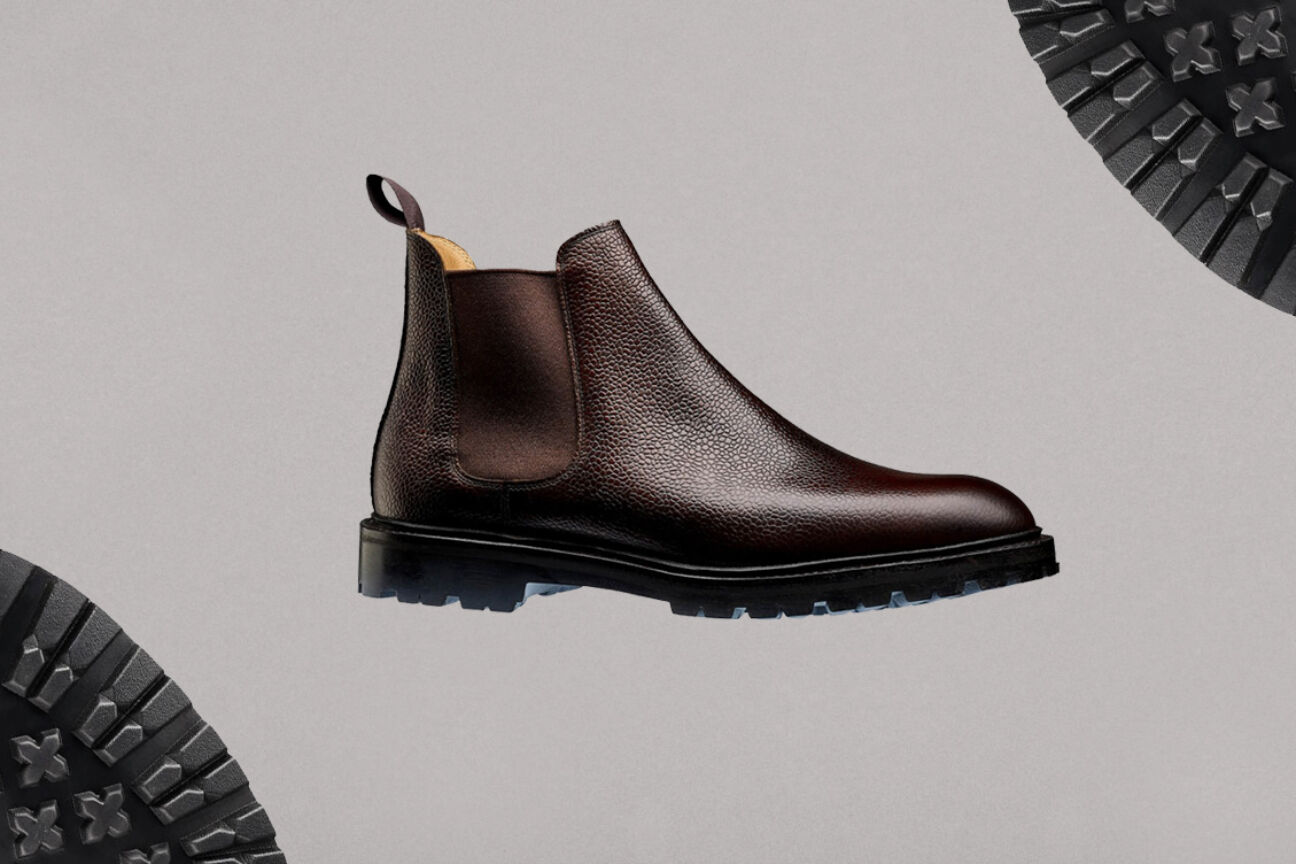 Crockett & Jones has your winter booting all laced up