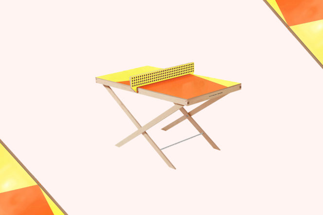 The Art of Ping Pong Table
