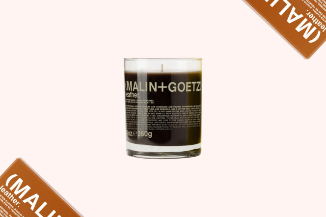 Malin + Goetz Leather Scented Candle