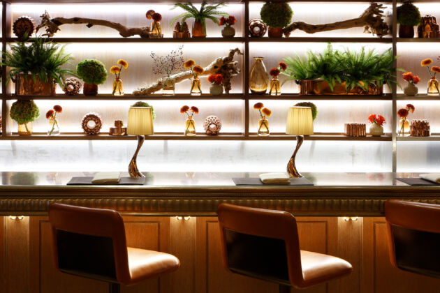 the grill at the dorchester