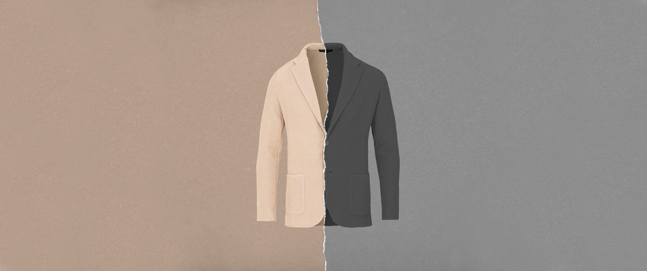 Style wars: Did we really need a knitted blazer? | Gentleman's Journal
