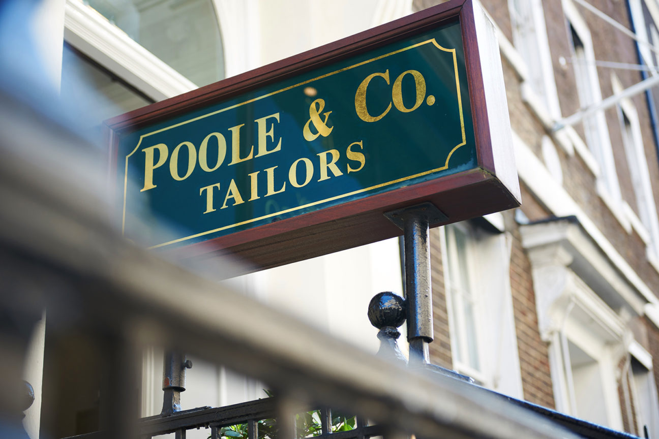 The royally favoured, finely tailored history of Henry Poole