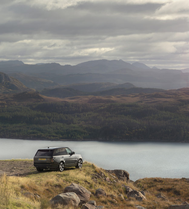 The Holland & Holland Range Rover is a fully-loaded 4×4