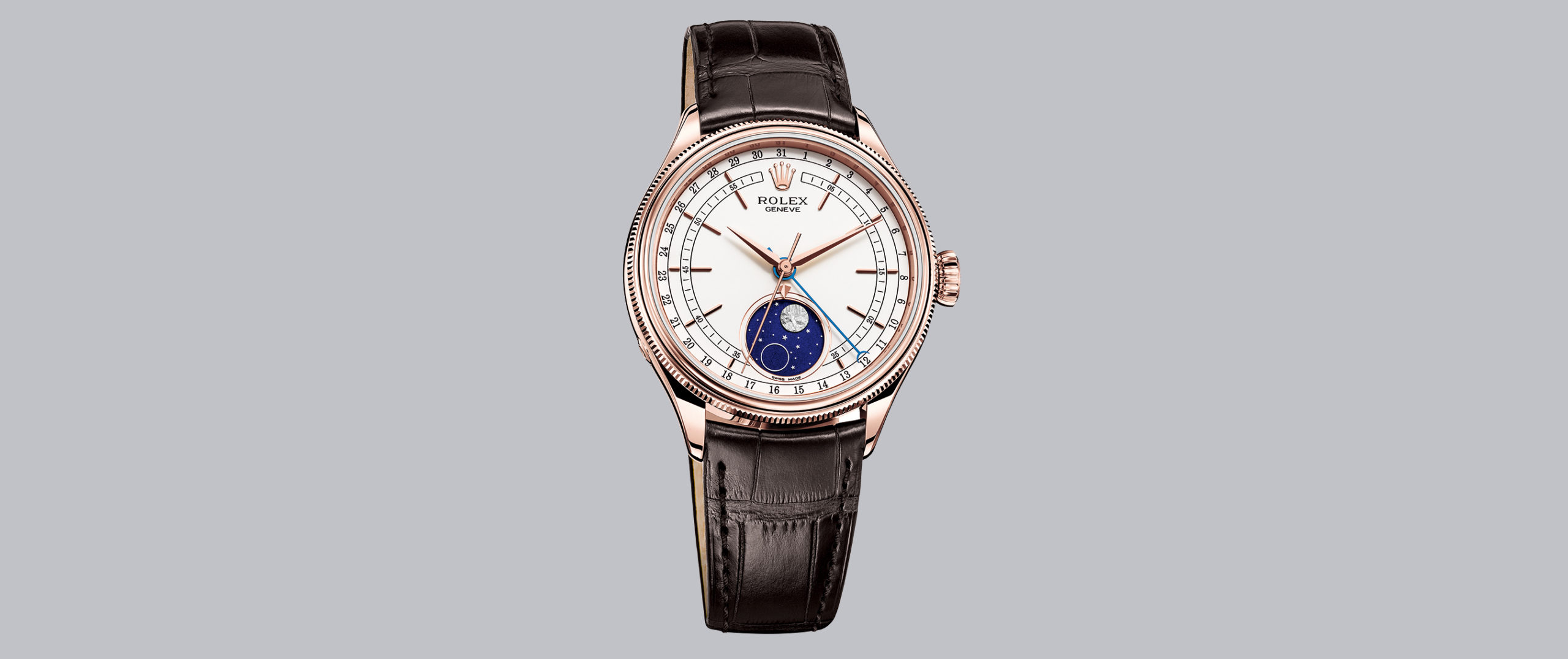 Watch of the Week: Rolex Cellini Moon Phase | The Gentleman's Journal