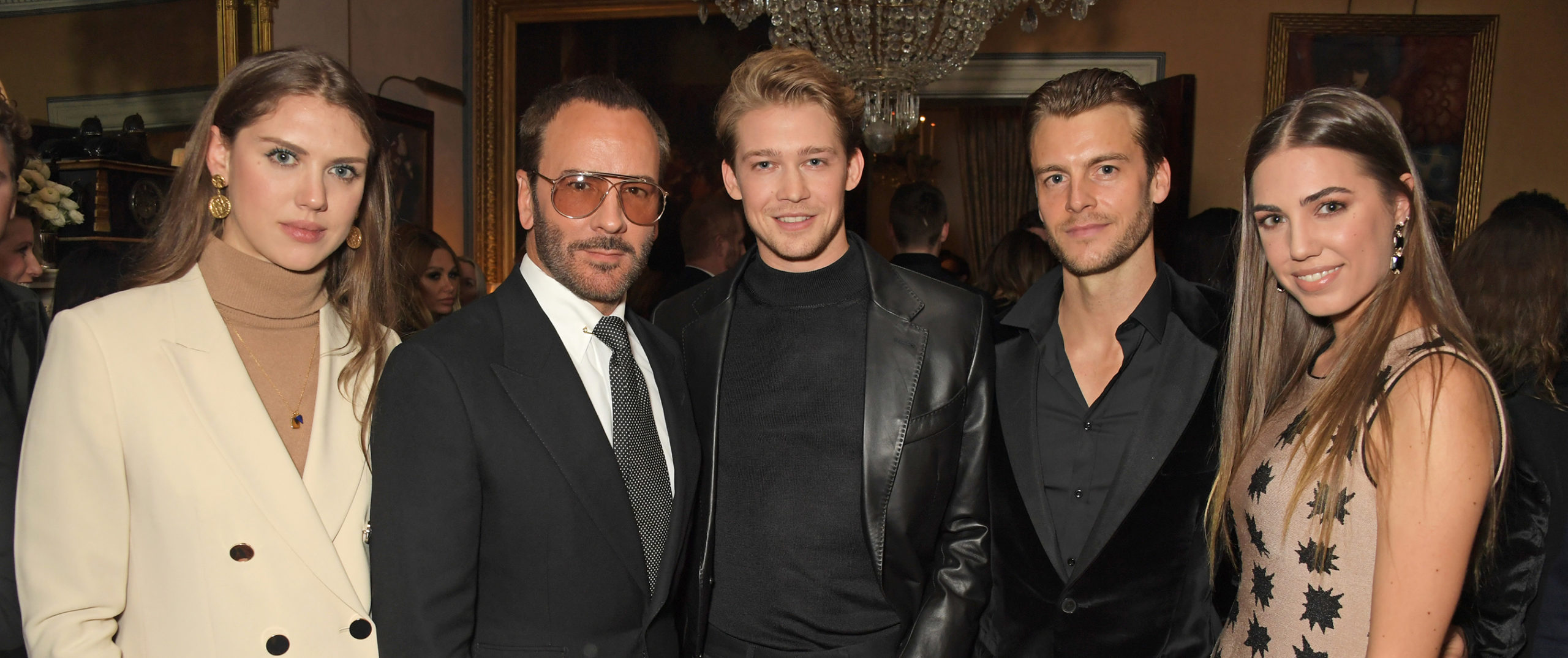 The Diary: Inside the Tom Ford Beau de Jour fragrance launch party