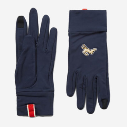 tracksmith gloves