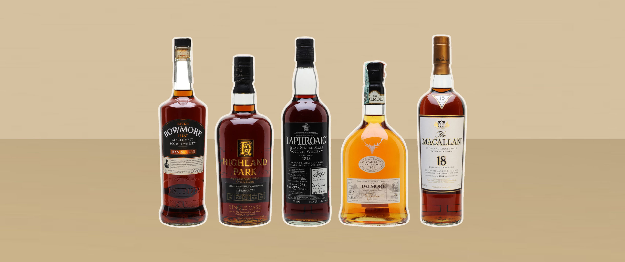 These are the best rare whiskies to end Dry January with
